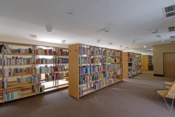 Dostava knjižničnega gradiva po pošti