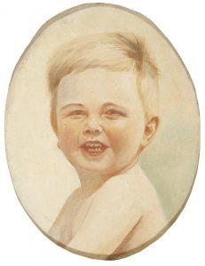 Otroški portret