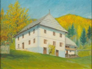 Kmečka hiša