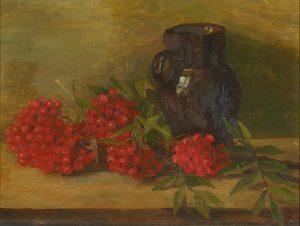 Tihožitje z vazo