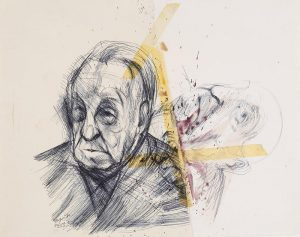 Dr. Franc Sušnik: študija za portret