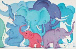 Dvanajst slonov