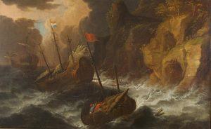 Vihar na morju