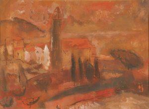 Samostan na Hvaru