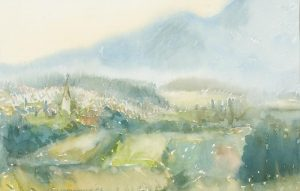 Pod Uršljo goro